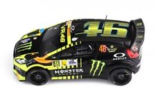 IXO RAM619 FORD FIESTA RS WRC model rally car V Rossi/Cassina Monza 2013 1:43rd