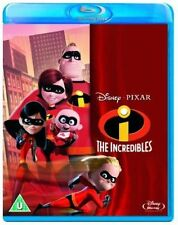 The Incredibles Blu-ray 2004 Region