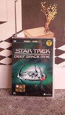 DVD FILM / STAR TREK DEEP SPACE NINE - STAGIONE 1 DISCO 1