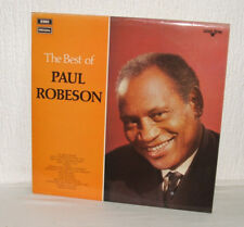Paul Robeson - The Best of - Vinyl LP - SRS 5041 - Ex/VG