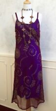 Boho Rayon Dresses for Women with Embroidered