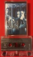 PRINCE AND THE N.P.G DIAMONDS AND PEARLS CASSETTE TAPE