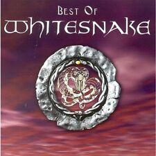 WHITESNAKE BEST OF REMASTERED CD NEW