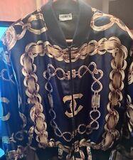 Chanel Silk Bomber Jacket, Vintage