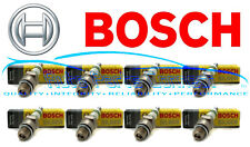 8 BOSCH SPARK PLUGS for MERCEDES BENZ GL450 CL550 ML350 E550 CLS550 G550 CLK550