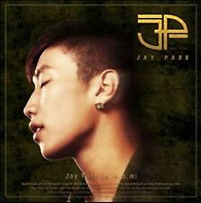 K-POP JAY PARK EP Album [Nothin' On You] CD Sealed
