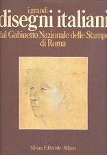 AA.VV., I grandi disegni italiani dal Gabinetto Nazionale delle Stampe di Roma