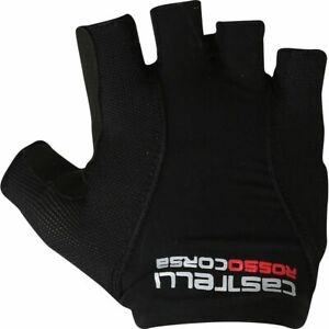 Castelli Rosso Corsa Pave Cycling Gloves - NEW NWT Small S Free Shipping