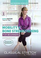 Miranda Esmonde White DVD Classical Stretch Age Reversing Workouts Mobility 1dvd