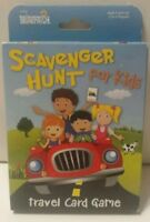 Scavenger Hunt For Kids Card Game. Great travel game. Brand new. 6+, 2-4 players