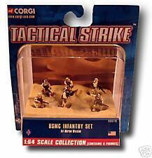Corgi Set 1st USMC Marine Division Iraqi Soldiers Iraq Tactical Strike 6 piece