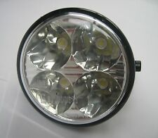 Round LED Day Running Lamp - Spare