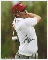 RICKY BARNES Signed/Auto/Autograph GOLF Photo w/COA