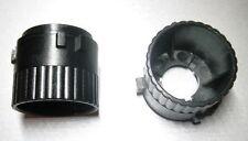 ►2X HID BRENNER MEHR XENON Bulb Adaptor VW Golf6 SCIROCCO H7 45-60 Watt HALOGEN