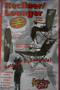 INDIANAPOLIS COLTS RECLINER/LOUNGER CHAIR NEW