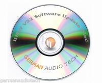 V32 SOFTWARE UPDATE DISC for BMW E65 E66 DVD CD NAVIGATION COMPUTER 745i 750 760