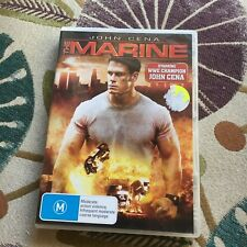 JOHN CENA. THE MARINE DVD.