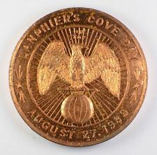 Lanphier's Cove Day August 27, 1939 (In Remembrance to Our Past Campers) Token