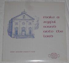 SAINT JOACHIM CHURCH CHOIR-Make A Joyful Sound Unto The Lord (1977) Sealed LP
