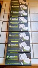 Powermat Wireless Charging Powercube Universal Receiver Kit Wholesale lot 8