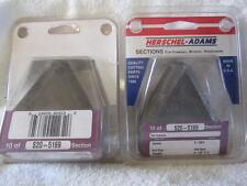 Herschel-Adams Cutting Blades