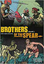 Brothers of the Spear Archives Volume 1, DuBois, Gaylord, New Book