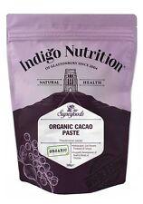 Organic Cacao Paste - 500g - Indigo Herbs
