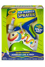 Crayola Motorised Air Marker Sprayer - Damaged Stock