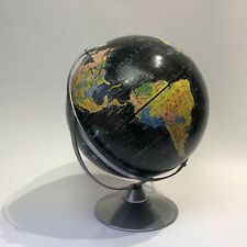Starlight 12 Inch Desktop World Globe By Replogle Globes Vtg