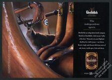 2003 Glenfiddich Solera Reserve Scotch whisky deer still photo vintage print ad