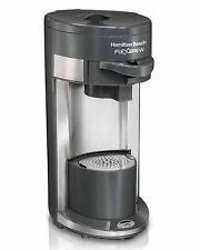 Hamilton Beach 49963 Flex Brew 10 oz. Single-Serve Coffeemaker K-Cup Pack Ready