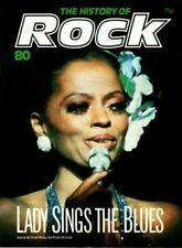 Diana Ross Magazine - The History Of Rock - 1983