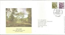 GB FDC 2009 REGIONAL DEFINITIVE ISSUE-ENGLAND WITH INSERT