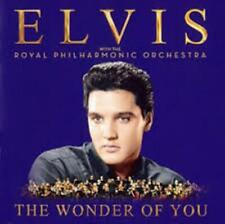 Elvis Presley- The Wonder Of You: With The Royal Philharmonic Orchestra (Cd) NEW