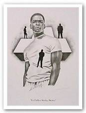 God Soldiers Standing Attention Limited Edition Kenneth Joslin Art Print 18x24