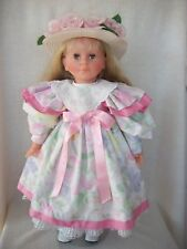 ☼ Belle poupée Corolle blonde : Jacinthe collection de 1990 ☼