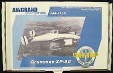 Anigrand Models 1/72 GRUMMAN XP-50 American WWII Prototype Fighter