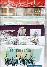 FRANCE 2012-19 - Blocs souvenirs - Neuf ** sous blister