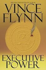 """NEW 1ST PRINTING"" Executive Power by Vince Flynn (2003) HARDCOVER"
