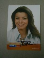 Ana Plasencia  MDR handsignierte sexy Autogrammkarte TOP!!