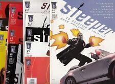 DC/WildStorm: Sleeper: Season Two #1-12 (Complete Set) 2004/05 Fine