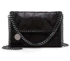 Chain Designer Crossbody Messenger Bag PU Leather