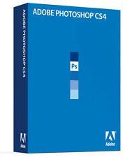Adobe Photoshop CS4 Vollversion MAC deutsch Mwst BOX RETAIL unregistriert