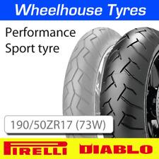 190/50r17 (73w) Pirelli Diablo Trasero Tubeless
