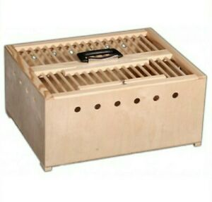 Small Pigeon Basket with side release door 50x40x22cm for Pigeons and Birds