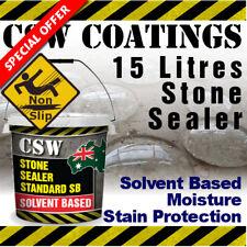 Limestone Sealer Solvent Based - Moisture Protection - Non Slip 15L