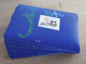 2001 Angola; 200 Blocks Afrika, postfrisch/MNH, Bl. 93, ME 1200,-