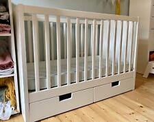 Babybett IKEA STUVA 70x140cm inkl. Matratze