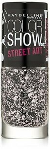 Maybelline Color Show Nail Lacquer - Street Art Collection - Pink Splatter # 12
