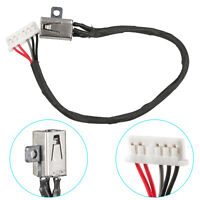 DC POWER JACK HARNESS CABLE FOR Dell Inspiron 15 3551 3558 3552 450.030060001